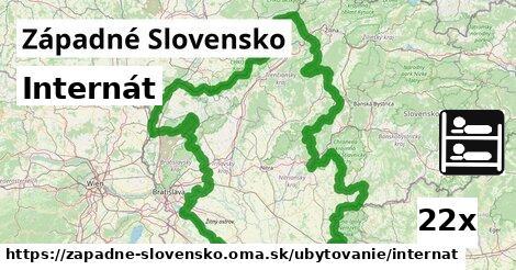 ilustračný obrázok k Internát, Západné Slovensko
