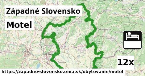 ilustračný obrázok k Motel, Západné Slovensko