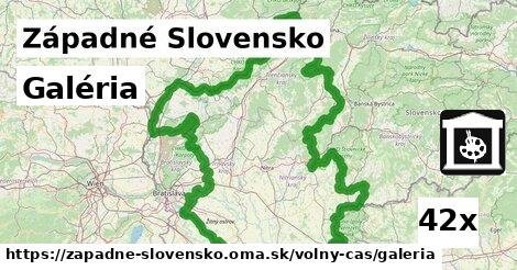 galéria v Západné Slovensko