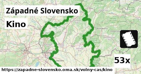 kino v Západné Slovensko