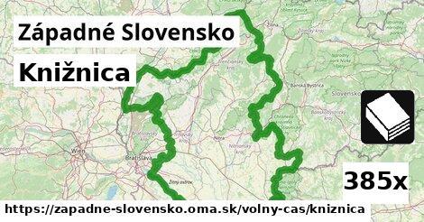 knižnica v Západné Slovensko