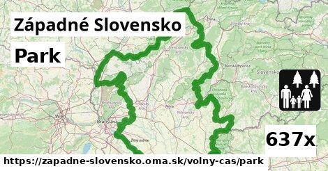 park v Západné Slovensko