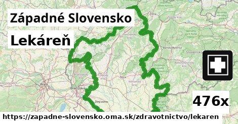 lekáreň v Západné Slovensko