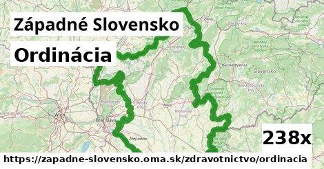 ordinácia v Západné Slovensko