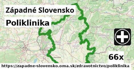 poliklinika v Západné Slovensko