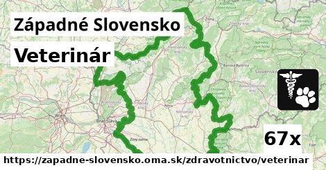 veterinár v Západné Slovensko