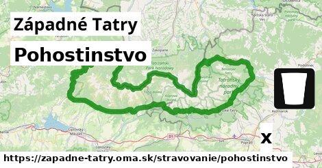ilustračný obrázok k Pohostinstvo, Západné Tatry