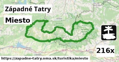 ilustračný obrázok k Miesto, Západné Tatry