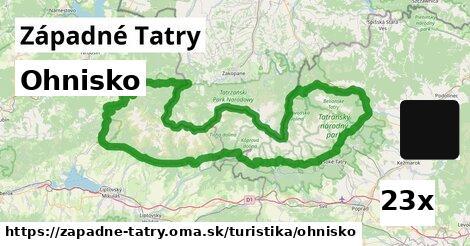 ilustračný obrázok k Ohnisko, Západné Tatry