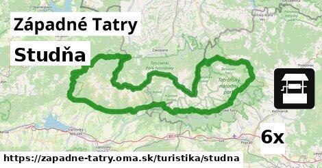 ilustračný obrázok k Studňa, Západné Tatry