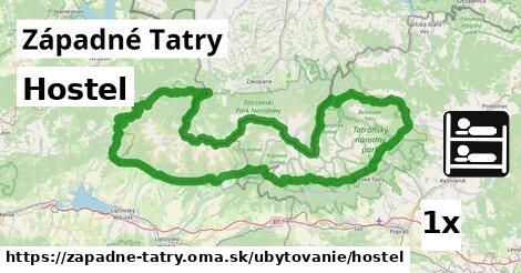 ilustračný obrázok k Hostel, Západné Tatry