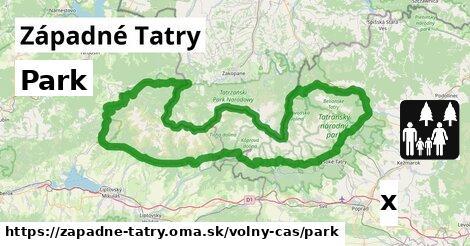 ilustračný obrázok k Park, Západné Tatry