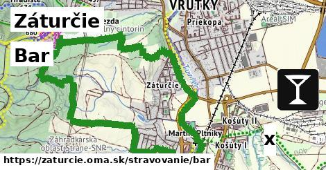 bar v Záturčie