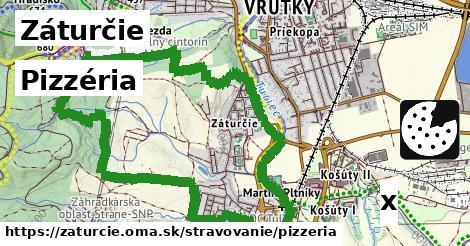 pizzéria v Záturčie
