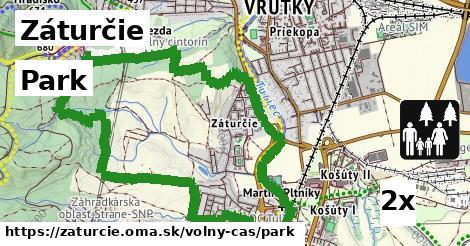 park v Záturčie