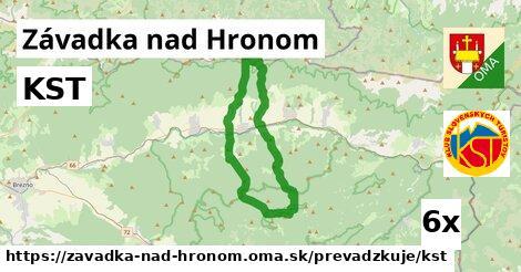 ilustračný obrázok k KST, Závadka nad Hronom