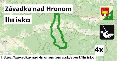 ilustračný obrázok k Ihrisko, Závadka nad Hronom