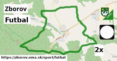 futbal v Zborov