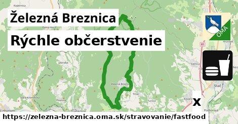 v Železná Breznica