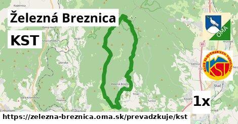 ilustračný obrázok k KST, Železná Breznica