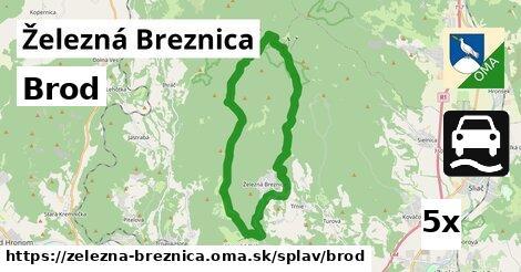 ilustračný obrázok k Brod, Železná Breznica