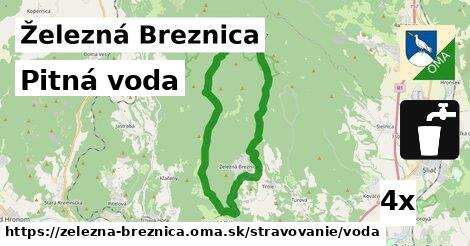 ilustračný obrázok k Pitná voda, Železná Breznica