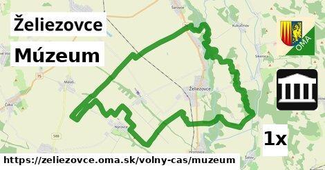 Múzeum, Želiezovce