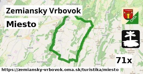 ilustračný obrázok k Miesto, Zemiansky Vrbovok