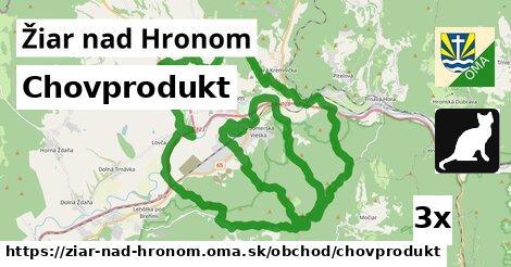 ilustračný obrázok k Chovprodukt, Žiar nad Hronom