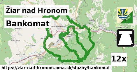 ilustračný obrázok k Bankomat, Žiar nad Hronom