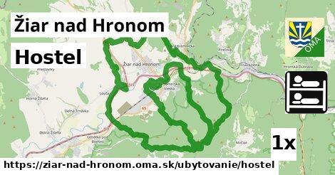 Hostel, Žiar nad Hronom