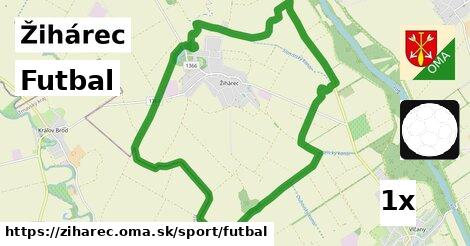 ilustračný obrázok k Futbal, Žihárec