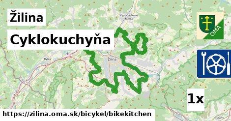 cyklokuchyňa v Žilina