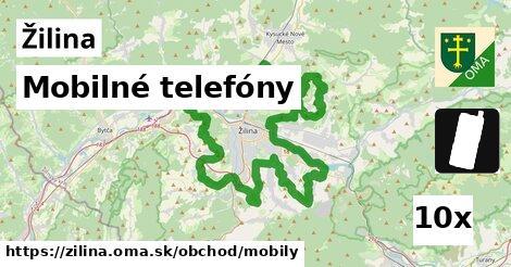 Mobilné telefóny, Žilina