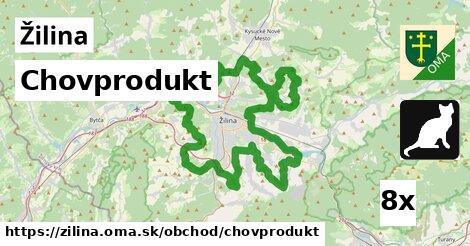 ilustračný obrázok k Chovprodukt, Žilina