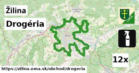 ilustračný obrázok k Drogéria, Žilina