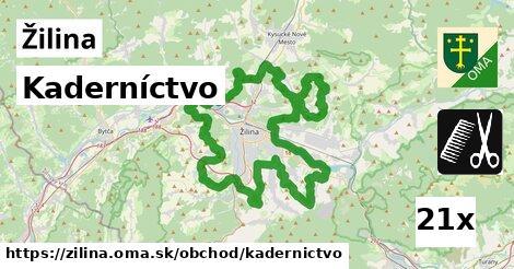 ilustračný obrázok k Kaderníctvo, Žilina