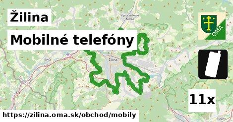 ilustračný obrázok k Mobilné telefóny, Žilina
