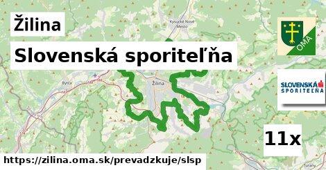 Slovenská sporiteľňa, Žilina
