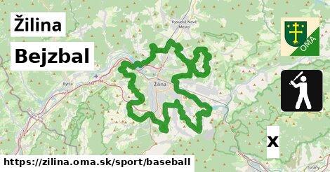 bejzbal v Žilina