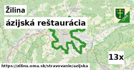 ázijská reštaurácia, Žilina