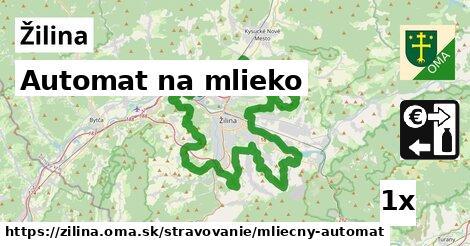 ilustračný obrázok k Automat na mlieko, Žilina
