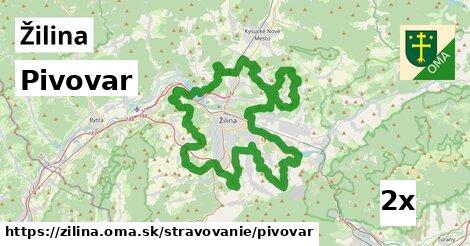 ilustračný obrázok k Pivovar, Žilina