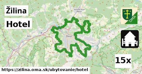 ilustračný obrázok k Hotel, Žilina