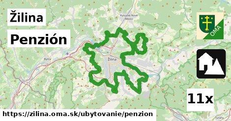 penzión v Žilina