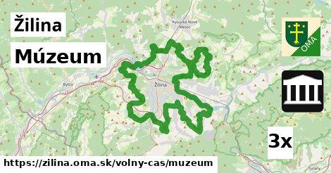 Múzeum, Žilina