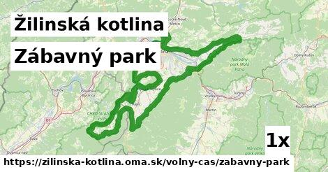 ilustračný obrázok k Zábavný park, Žilinská kotlina