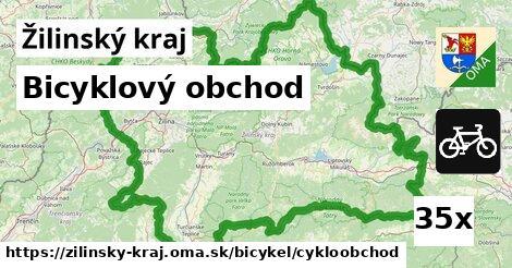 ilustračný obrázok k Bicyklový obchod, Žilinský kraj
