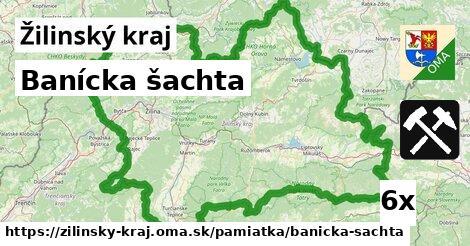 ilustračný obrázok k Banícka šachta, Žilinský kraj