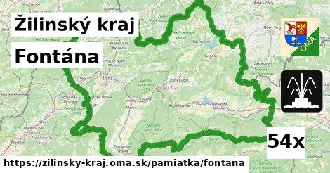 ilustračný obrázok k Fontána, Žilinský kraj